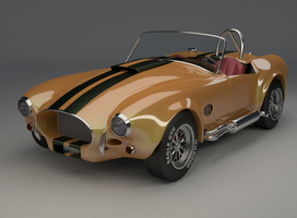 shelby cobra by ifilgood
