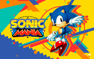Sonic Mania - Wallpaper [Sonic] by NathanLaurindo