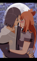Sora and Sasame Night Love Forever by Sarah927