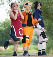 Team Seven by SachikoPudding