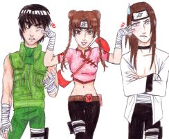 Team Gai photo by Amaterasu16