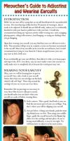 Guide to Wearing and Adjusting Earcuffs by Meowchee