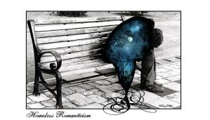 Homeless Romanticism by st3ramone