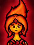 The Princess of Flame by Abhimantra2207