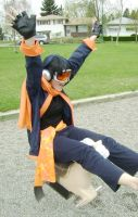 OBITO cosplay 1 by NicXNic