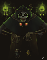 + The Lich + by KyseL