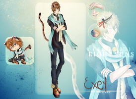 Exey -Eight Suns- by K01NU
