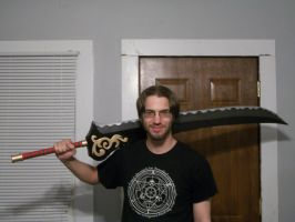 Auron Katana Complete by Gamoden