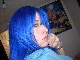 AUTOPICTURE IN BLUE by RinaMx