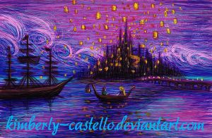 Day 13 - Favorite Disney Scene by kimberly-castello