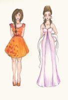 Catching Fire: Katniss' Wardrobe (District 11) by raskina