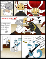 Inspection Day Page Two by SmilehKitteh