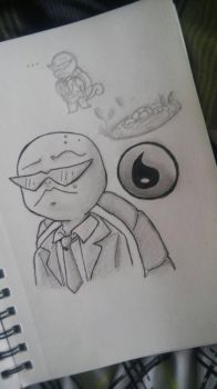 Mafia Squirtle  by TruGeekster