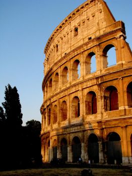 colosseo by BurningDoll