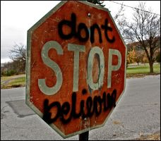 Centralia, PA: Stop Believing by normrichards