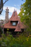 Belle's Cottage- New Fantasyland by sayuri13