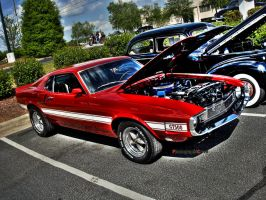1970 GT500 by PhotographiCreed