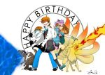 Commission: Happy Birthday, Puli-wind! by chivalry-is-dead