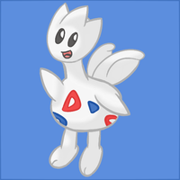 Togetic by Silverkitty779