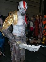 God of War MCM May '12 by KaniKaniza