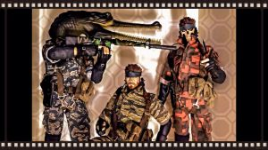 RAH - MGS3 figures from Medicom Toys by iFab