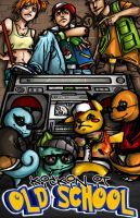 Pokemon - Old School by autis