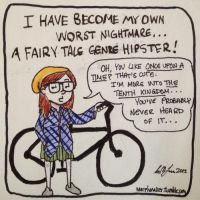 Fairy Tale Genre Hipster by morphmaker