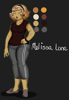 Melissa Lane (Jace and Sterling's Mom) old by GingerQuin