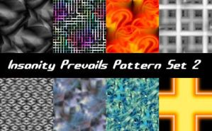 IP's GIMP Pattern Set 2 by Insanity-Prevails