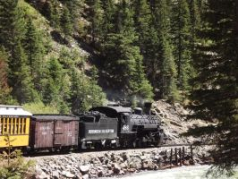 486 in the Animas Canyon 2 by metalheadrailfan