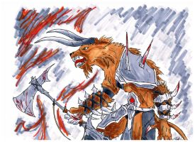 Charr Guild Wars 2 by Acolite