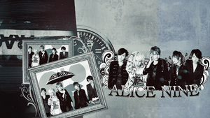 Alice Nine Wallpaper 4 by ParanoiaGod69
