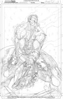 Colossus prelim by wrathofkhan