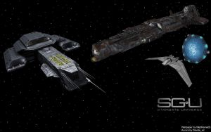 StarGate Space Wallpaper 2 by webname05