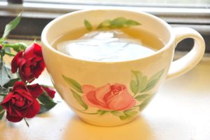 tea and roses 2 by hypoxia-stock