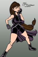 incorrect AC Tifa Lockheart by lightfootcomics