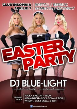 Easter Party - FLYER by iulian95