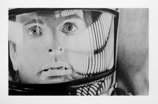 2001: A Space Odyssey by StuartChell