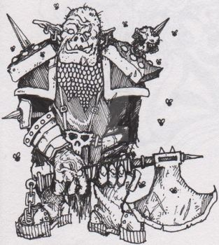 Orc by ANDYLYONS