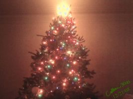 My Christmas Tree by Colhan3000