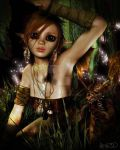 Christalle - Treasures hunter by Aral3D
