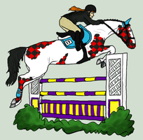 Up, Up, and Away by Stride-Away-Stables