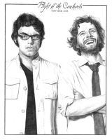 Flight of the Conchords by trephinate