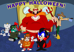 Happy Halloween from Aosth by CountRamsely