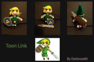 Toon Link by Darkrose85