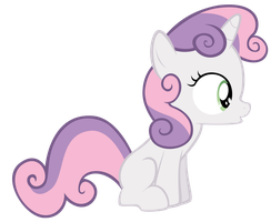 Sweetie Belle: 'Oooohh!' by thatguy1945