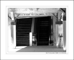 Subway - Exit To Columbia by sportygirl4114