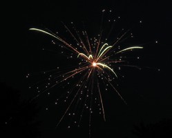 Firework Image 0557 by WDWParksGal-Stock