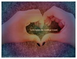 Love makes the world go round by eerie-silence
