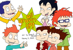 Digital: All Grown Up Rules! by Agufanatic98